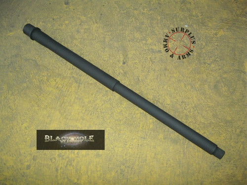 "Black Hole Weaponry AR-15 18"" Mid-Length Stainless Steel 6 ..."