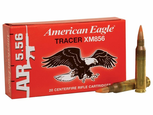 Surplus Ammo | Surplusammo.com 5.56 NATO XM-856 64 Grain Tactical Tracer Federal XM856