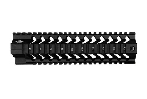 Surplus Ammo Yankee Hill Free Floated SLR - Quad Rail Series Forearms SLR Quad Rail