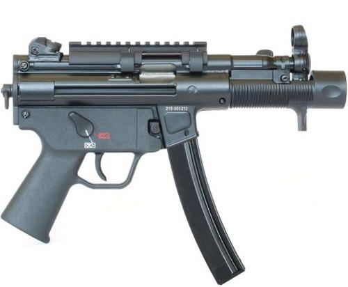 Surplus Ammo   Surplusammo.com Heckler & Koch SP5K 9mm Pistol with Two 30-Round Magazines