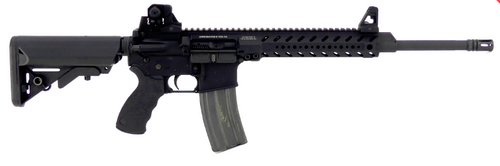 "Surplus Ammo | Surplusammo.com LMT Defender 2000 CQB 16"" Chrome Barrel Rifle - 5.56x45 NATO - COBPS16"