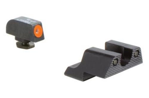 Surplus Ammo | Surplusammo.com Trijicon Glock 42/43 HD Night Sight Set - Orange Front Sight