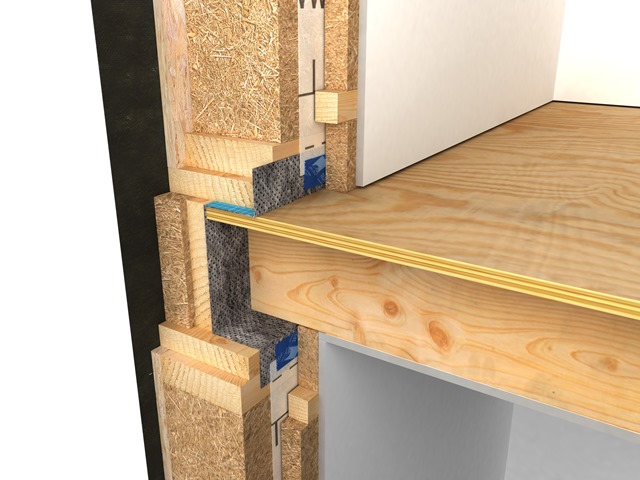 How To Keep Floor Beams Where They Should Be Inside The