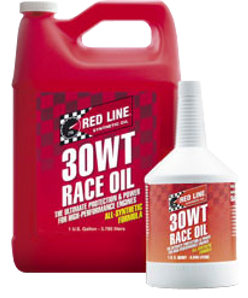 30WT Race Oil - Quart