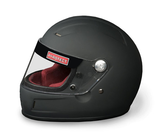 Pro Airflow SA2015 Series Full Face Flat Black