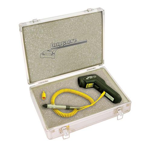 Dual Function Infrared Laser Pyrometer plus Probe — 50620