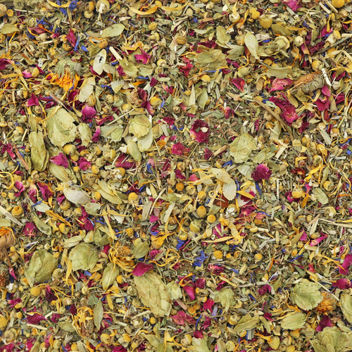 ORGANIC HERBAL NIGHTTIME TEA BLEND