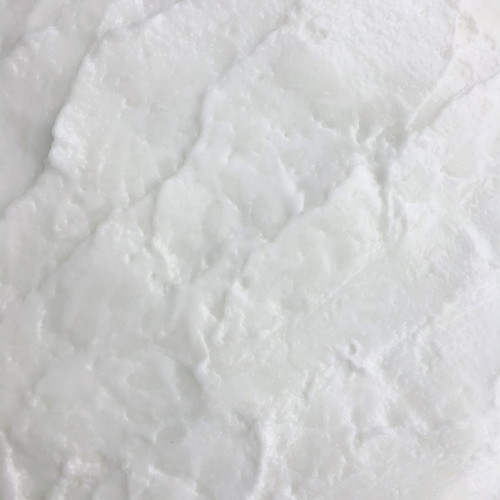 Organic , Raw, Coconut Oil - Close up view