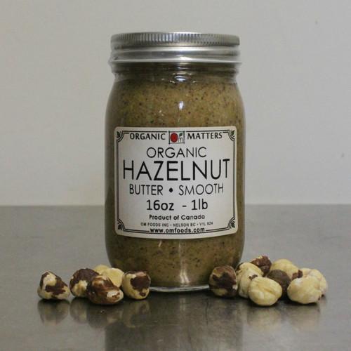 HAZELNUT BUTTER, roasted
