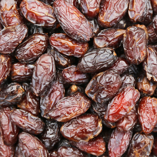 ORGANIC DATES, Medjool, whole, large