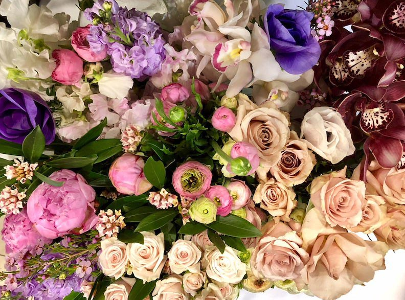 Gorgeous Blooms for all occasions Pure Flowers Boutique Florist Lane Cove Sydney