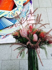 corporate flowers chatswood north sydney