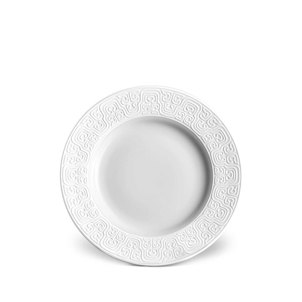 L'Objet Han Bread Butter Plate 6.5 Inch - White MPN: HN140
