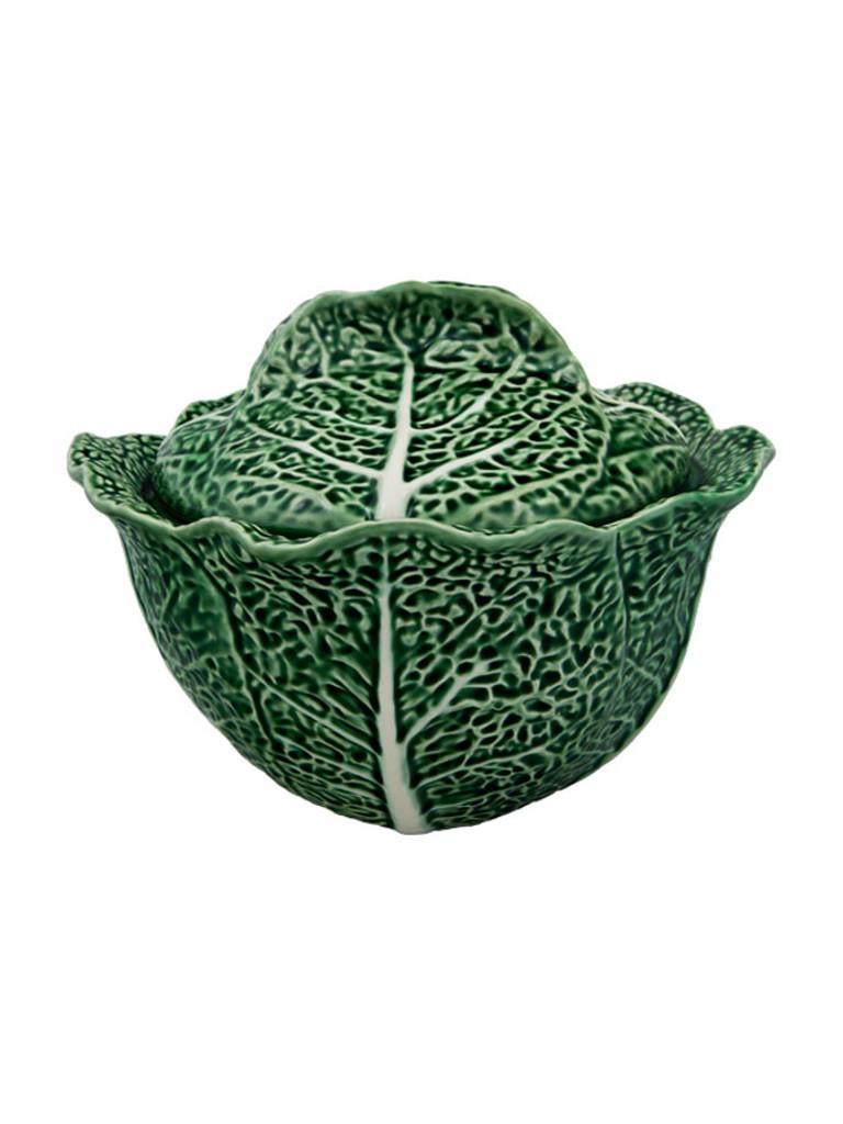 Bordallo Pinheiro Cabbage Green Natural Tureen L MPN: 65007034 EAN: 5600876077646
