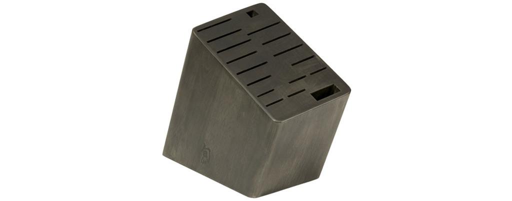 Shun Angled Block 17-Slot , MPN: DM0848, UPC/EAN: 87171048987
