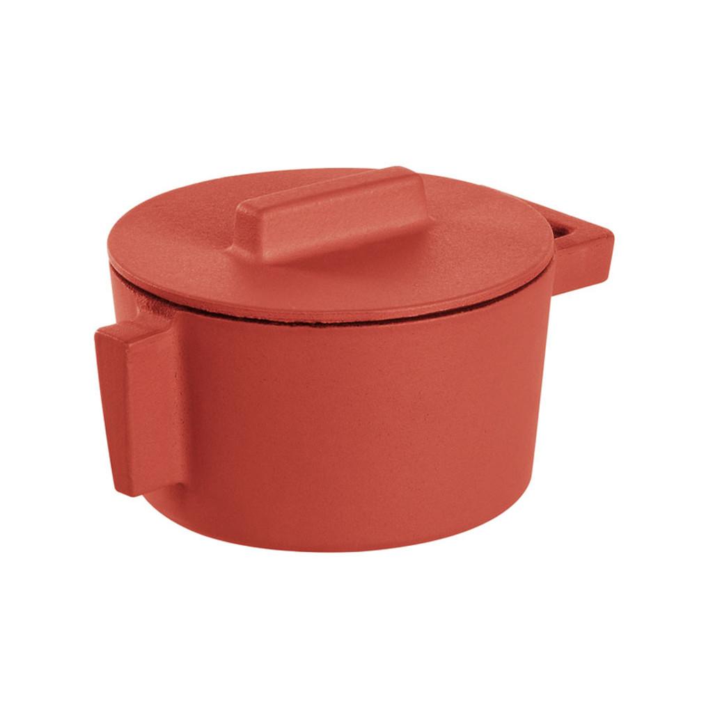 Sambonet TerraCotto Saucepot With Lid Paprika, MPN: 51607P10 UPC: 790955987852