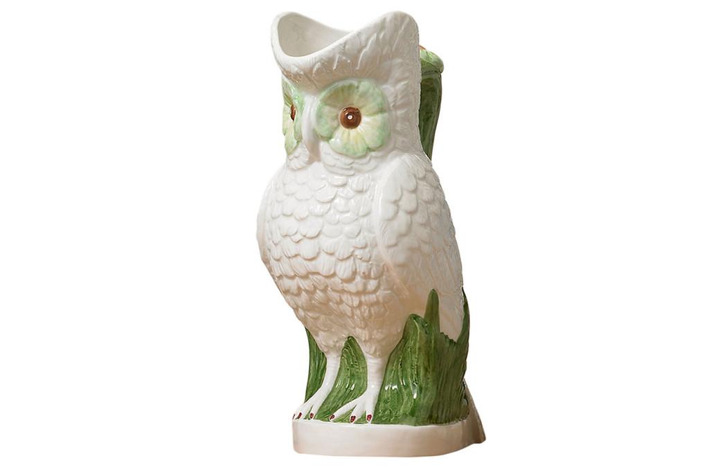 Mottahedeh Owl Pitcher, MPN: MS8905.