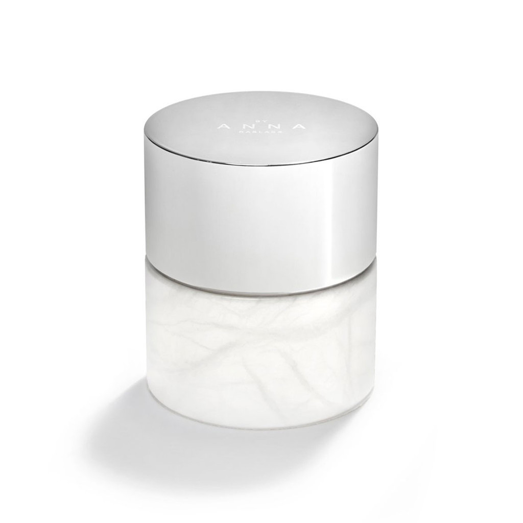 Anna by Rablabs La Cire Vessel Candle Alabaster Silver - Cassis Frais, MPN: LAC-VCOS-27N UPC: 810345024926