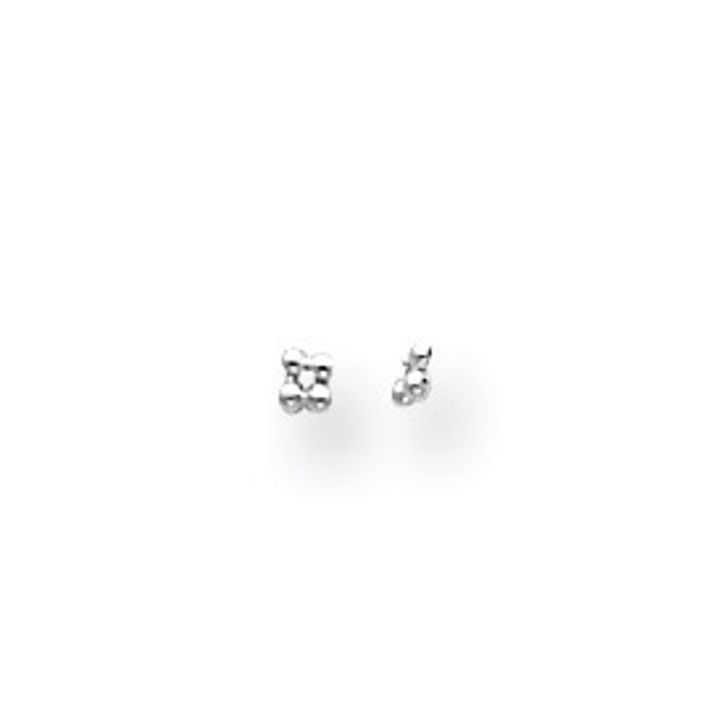 1 Row 1.0mm Spacer Beads Sterling Silver MPN: SS4145