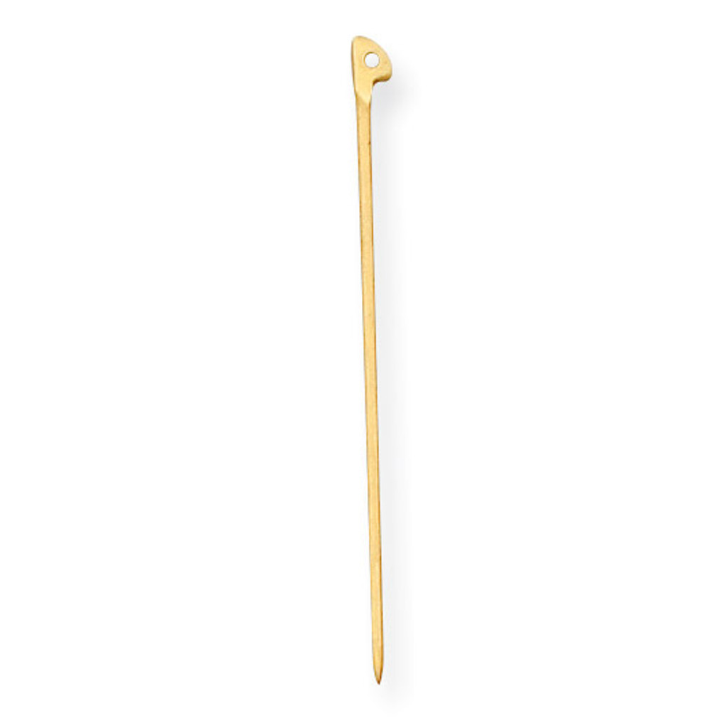 1 5-8in. Pin Stem 14k Gold MPN: YG2495 UPC: