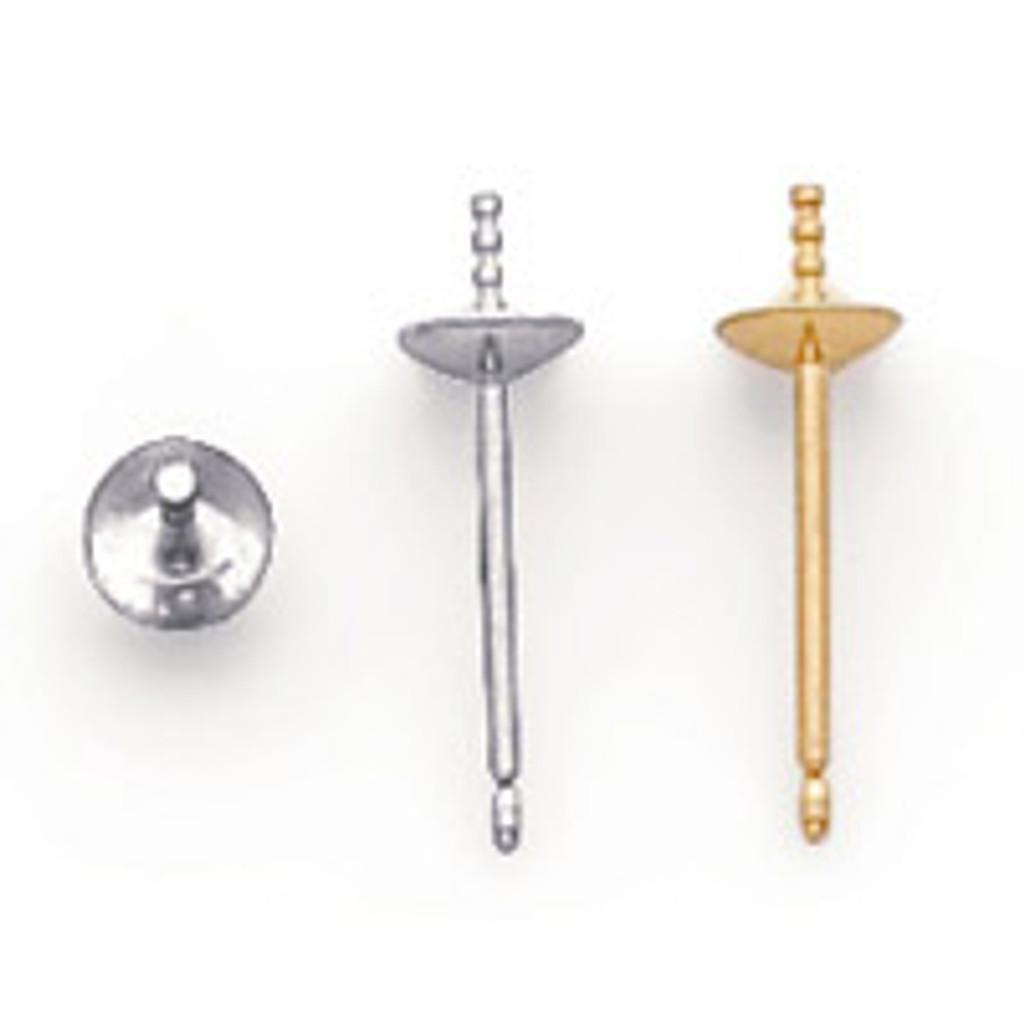 Pearl Stud Earring 14k Gold MPN: YG514 UPC: