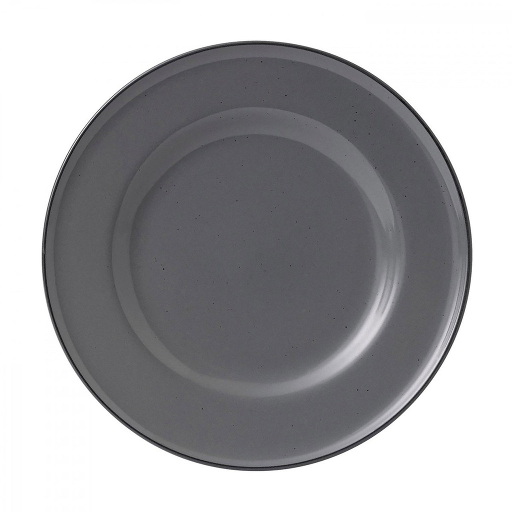 Royal Doulton Union Street CafŽ Grey Salad Plate 8.6 Inch MPN: 40033195 UPC: 701587394215