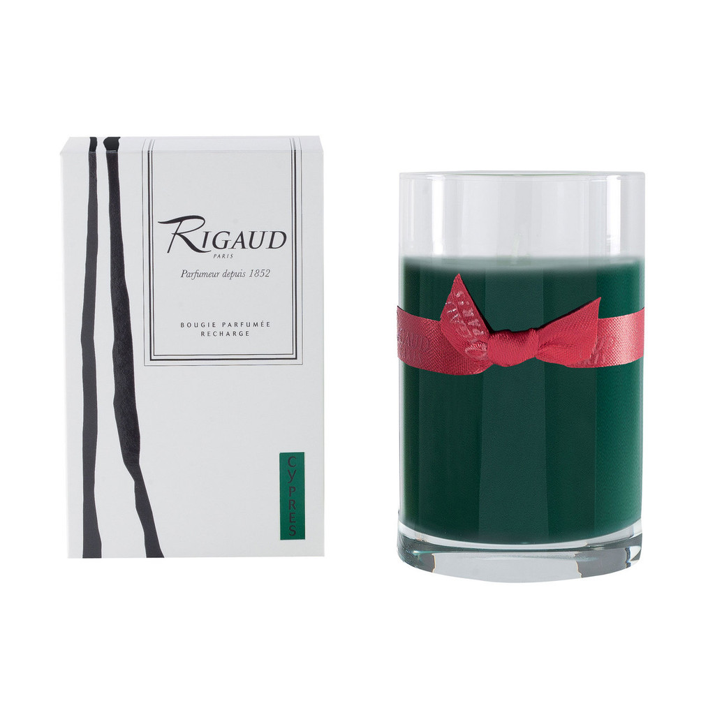 Rigaud Refill Recharge Large Candle Cypres Green Forest