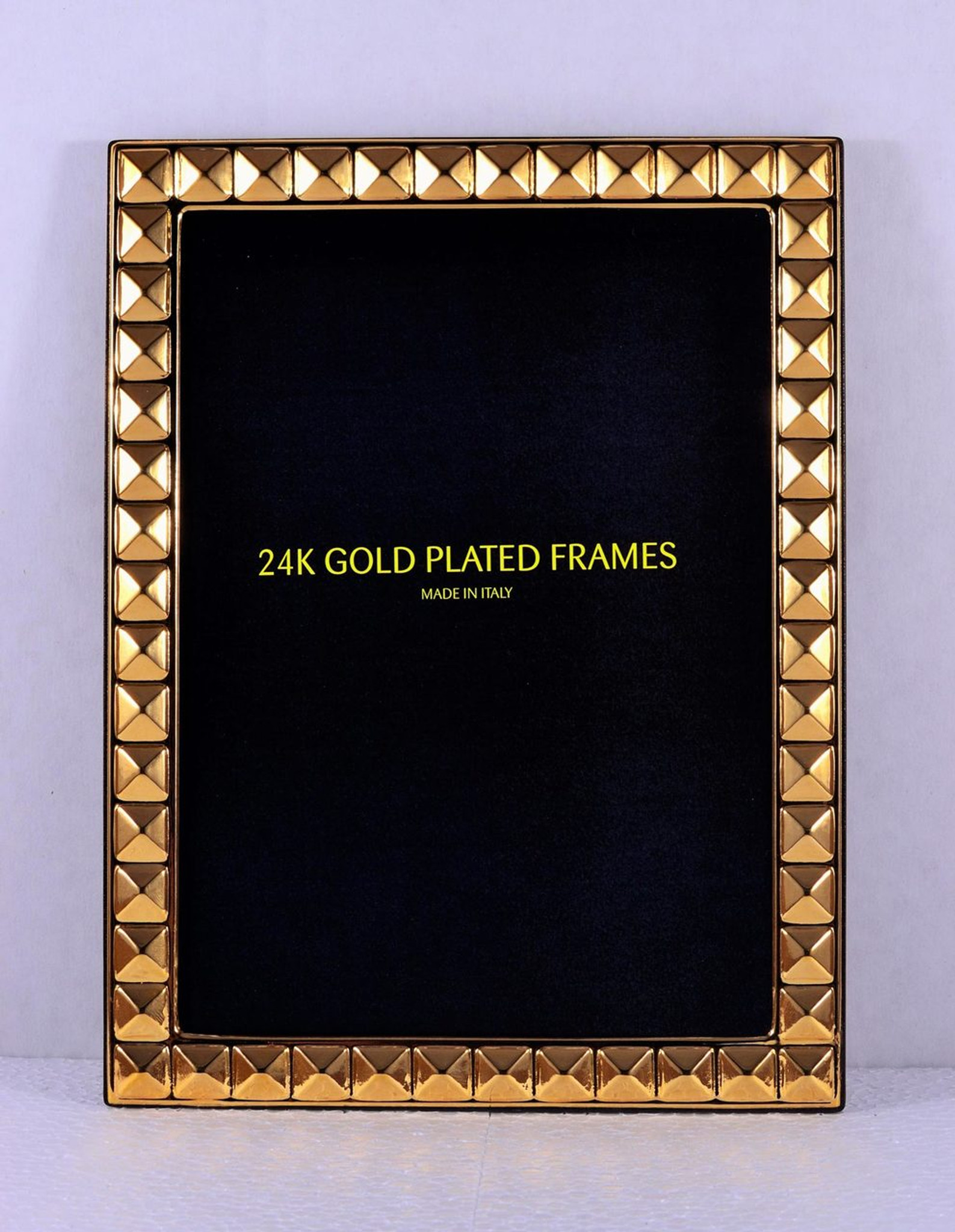 Tizo Egyptions 24k Gold Plated Picture Frame 4 X 6 Inch