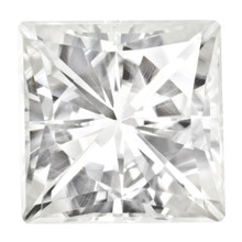 8.5 mm Square Brilliant Moissanite Stone Forever Brilliant MT-0850-SQB-FB