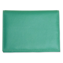 Green PU Passport Cover MPN: GP9457