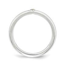 Yellow Diamond Ring Sterling Silver QSK1874