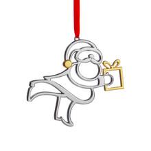 Nambe Santa Ornament, MPN: MT1056, UPC: 672275310568