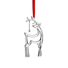 Nambe Glass Reindeer Ornament, MPN: MT1060, UPC: 672275310605
