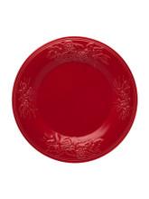 Bordallo Pinheiro Winter Red Fruit Plate MPN: 65016595 EAN: 5600876072870
