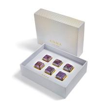 Anna by Rablabs Vida Whisky Gems Amethyst Set of 6, MPN: WG-006 UPC: 810345027712