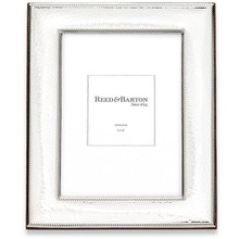 Reed and Barton Bristol Ss 4 x 6 Inch Picture Frame, MPN: X2146, UPC: 735092236388
