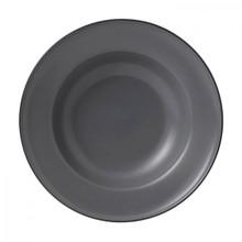 Royal Doulton Union Street CafŽ Grey Pasta Bowl 10.7 Inch MPN: 40033198 UPC: 701587394246