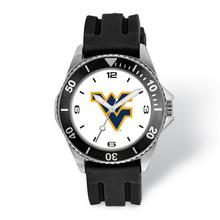 West Virginia University Collegiate Mens Watch MPN: WVU169 UPC: 191101126000