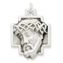 Ecce Homo Medal Sterling Silver MPN: QC448
