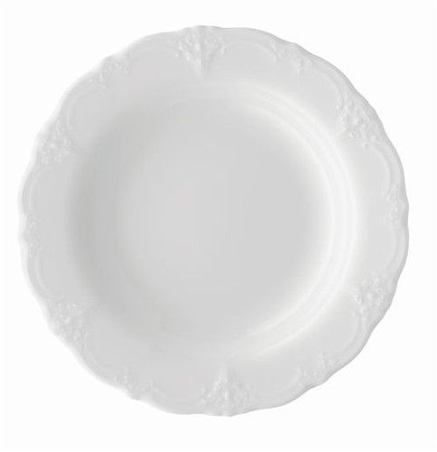 Rosenthal Baronesse White Rim Soup 9 1/2 inch