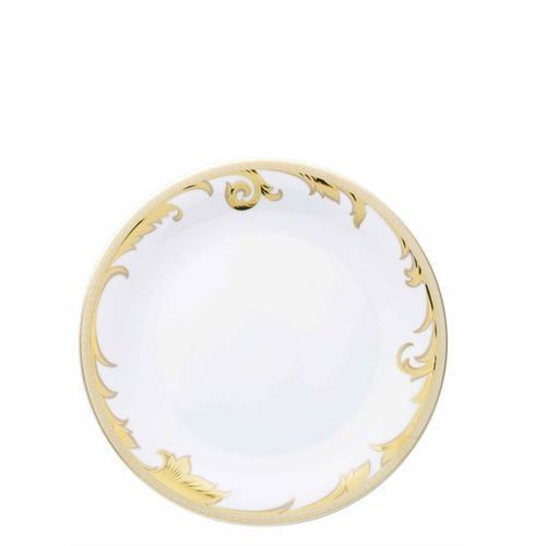 Versace Arabesque Gold Salad Plate 8 1/2 inch