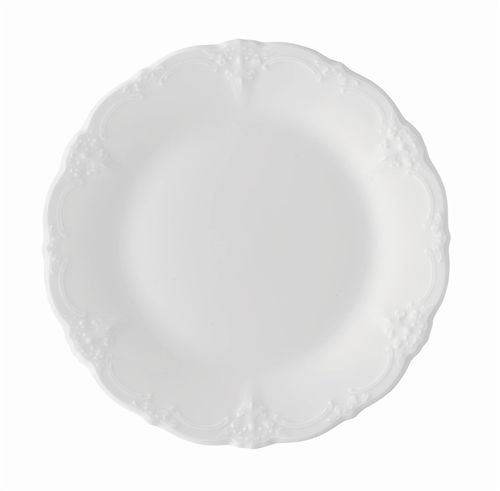 Rosenthal Baronesse White Salad Plate 8 inch