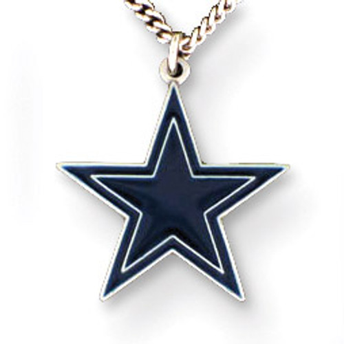 Cowboys 20 inch Chain Necklace GC4054