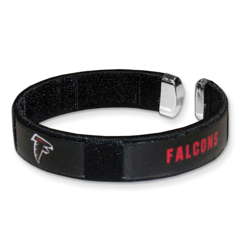 Falcons Flexible Cuff Fan Bracelet GC4289