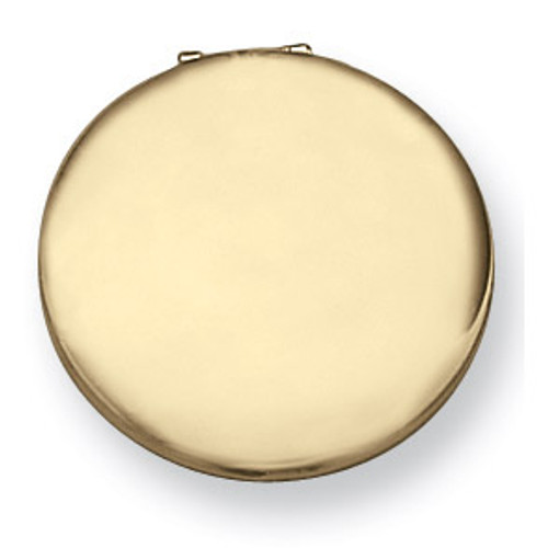 Gold-Tone Compact Mirror GM2727