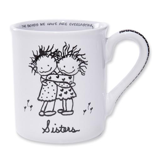 Children Of The Light Sisters Hug Mug GM4311