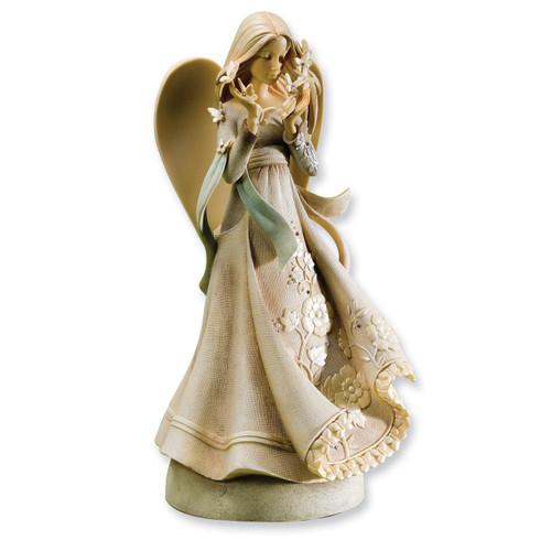 Foundations Hope 9 Inch Angel Figurine GM4354