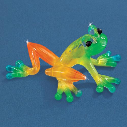 Frog Glass Figurine GM6709