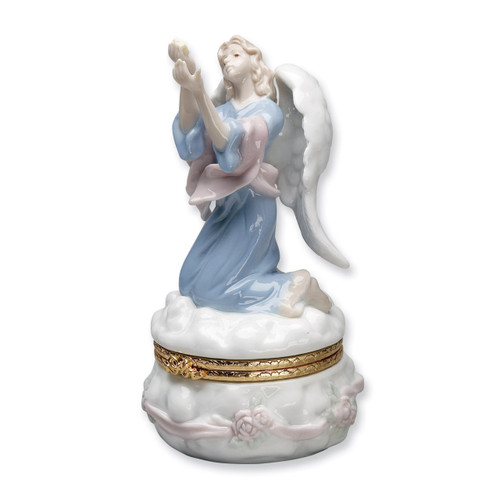 Delicate Angel Keepsake Box GM920
