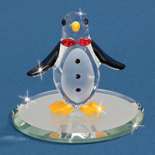 Mr. Penguin Glass Figurine GM9436